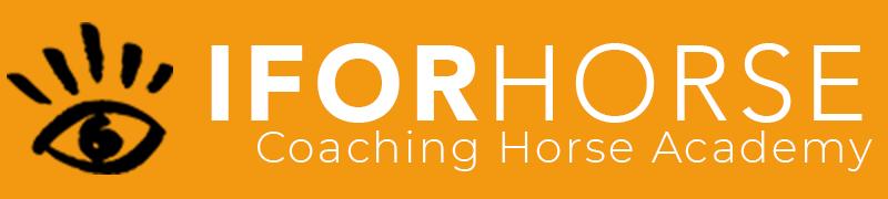 I For Horse Logo